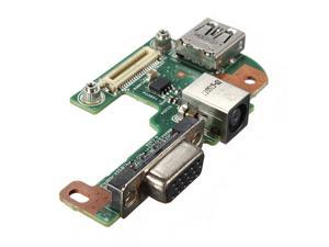 Dell Inspiron N5110 Laptop DQ15DN15 CRT DC Jack VGA USB Board 48.4IF05.011
