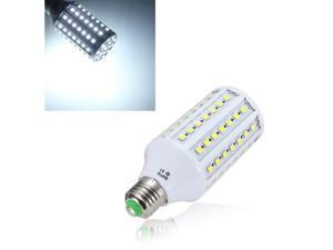 E27 86 LED 5050 SMD 15W Energy Corn Light Bulb Lamp Pure White 110V