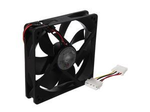 New 120mm x120mm x25mm 4 Pins Case Fan 12V DC CPU Cooler Cooling PC Computer Heatsink