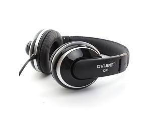 OV-Q6 USB HIFI Stereo Headphone Headset w/ Microphone Mic for Laptop PC Computer