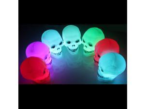 5-Pc Halloween Colorful Flash LED Lamp