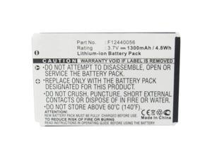 1300mAh Extended L-LU18 Battery for Logitech Harmony 915, 1000, 1100 & 1100i Remotes 190582-0000 F12440056
