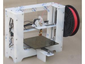 RapidBot3.0 Kit comes with all the parts required to make the machine work.