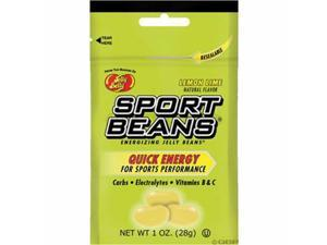 Jelly Belly Sport Beans : Lemon Lime - Box of 24 Packs