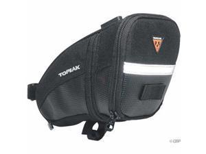 Topeak Aero Wedge Seat Bag LG Large Bike Saddle Bag Fixie Road MTB