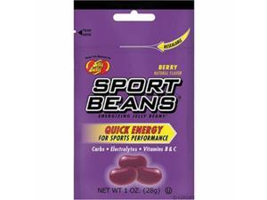 Jelly Belly Sport Beans : Berry - Box of 24 Packs