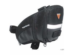 Topeak Aero Wedge Seat Bag MD Medium Bike Saddle Bag Fixie Road MTB