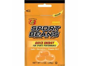 Jelly Belly Sport Beans : Orange - Box of 24 Packs