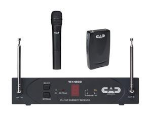 CAD Audio StagePass WX1220 Combo System, Multi-Color LED Indicators
