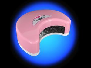 12W LED Digi Timer Nail Dryer Gel Lamp Harmony Shellac Soak off Gelish Polish