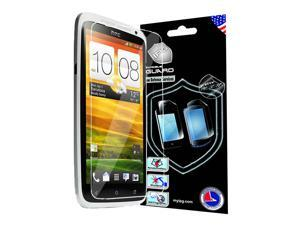 IPG HTC One XL / X+ Invisible Skin Shield SCREEN Cover Phone Guard Protector