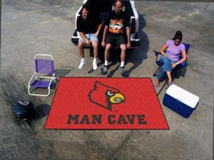 "University of Louisville  Man Cave UltiMat Rug 60""x96"""