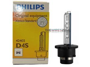 Philips D4S OEM HID Xenon 35 Watt 4300K Standard Headlight Replacement Bulb