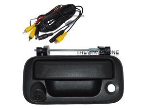 Crimestopper SV-6830.FD Tail Gate Handle Backup Camera for 2009-2013 Ford F-150