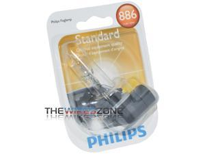 Philips 77223668 886 B1 50W 12 Volt Fog Lamp Halogen OEM Replacement Bulb 12V