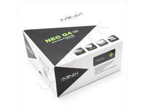 MINIX NEO G4 DLNA RK3066 Dual Core Cortex A9 Google 4.0 Android TV Box WiFi USB HDMI Internet Game Smart TV Box Stick Black