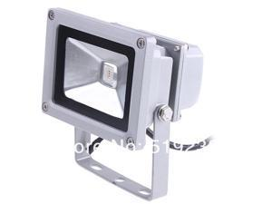 IP65 Waterproof 10W RGB Floodlight Landscape Lamp RGB LED Flood Light Outdoor LED Flood Lamp free shipping