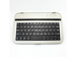 Black Mobile Bluetooth Keyboard Case For Samsung Galaxy Note 8.0 inch Tablet N5100 N5110 Aluminum Slim Thin Bluetooth 3.0 ...