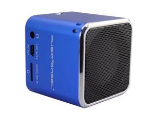 Mini Speaker Music Angel Speaker MD07 with FM Radio Multimedia Portable Speaker SD/TF card Speaker