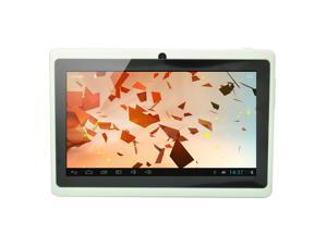 "BENEVE 7"" Android 4.0 Capacitive Touch Screen Tablet PC w/ Wi-Fi / TF /Dual Camera - White"
