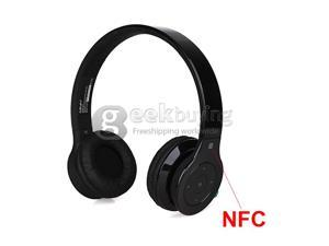 Geek Buying MINIX NT-1 High Quality Wireless BT Stereo Subwoofer Headset Headphone with NFC and MIC