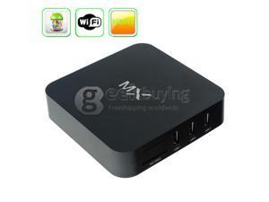Geek Buying US Plug E-M6 Mini PC TV-Box AV Android 4.2 AML8726-MX 1G/8G XBMC HDMI SPDIF W/IR Remote Controller RJ-45