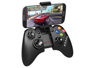 Geek Buying iPega PG-9021 Rechargeable Multimedia Bluetooth Controller with Telescopic Stand for iPhone/Android Smartphone ...