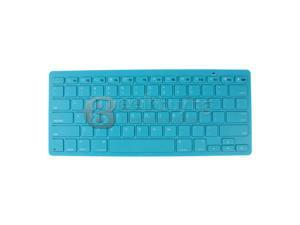 Geek Buying New Colorful Style Ultrathin Aluminium Alloy Wireless Keyboard for iPad/iPhone Gen Macbook Mac Computer PC