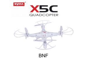 Syma X5C New Version Syma X5C - 1 BNF Version Remote Control 6 Axis Gyro 4CH 2.4GHz Quadcopter BNF