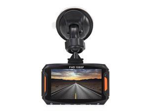 D90 Full HD 1080P 3.0-inch LCD Car DVR 140 Degree Cyclic Recording Motion Detection G-sensor Car Camera - Black