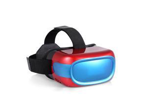 EVR01 RK3126 Quad Core ARM Cortex-A7 1.3GHz 1G/8G FOV90 All In One VR Virtual Reality Headset - Red