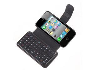 Mini Bluetooth Wireless Keyboard Case for iPhone 4 - OEM