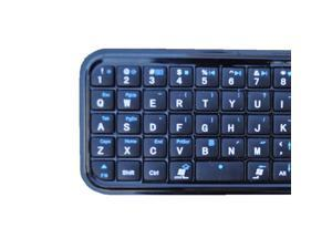 Mini Bluetooth Keyboard for iPhone PS3 Tablet PC Mid - OEM