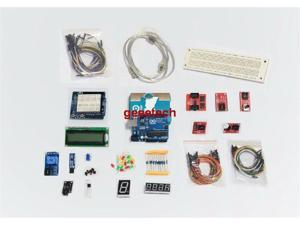 Arduino Experimentation KITS1 for Beginner with Genuine Arduino Uno R3 Board