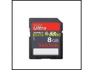 8GB 30M/S Ultra Speed SD Card For Raspberry Pi 512M Model B Computer Free shippi