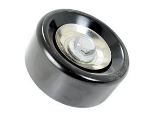 06-11 GM 3.5L 3.9L Serpentine Upper Idler Belt Tensioner Pulley 12611935 154983