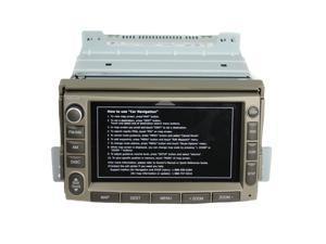 GPS NAVIGATION UNIT BEIGE 085903L5104B FITS 2009 HYUNDAI AZERA SANTA FE VERACRUZ
