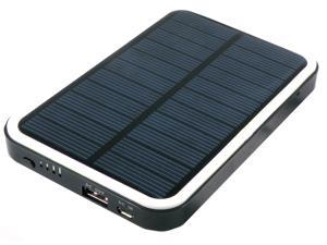 iTEKIRO 4000mAh Solar Panel Charger Backup Battery Power Bank for Smartphones (iPhone, Android Phone, Windows Phone), Cell ...