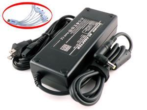 iTEKIRO 120W  AC Adapter Charger for MSI GT627-218US GT628 GT640 GT640-287US GT725 GT725-074US GT725-075US GT725-212US GT729 ...