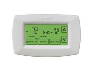 7 Day Prog Thermostat Tch Scrn