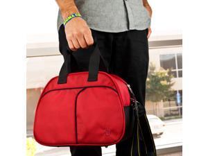 VanGoddy Red Mithra Edition Universal Large Shoulder Camera Bag Case for all Digital SLR Cameras