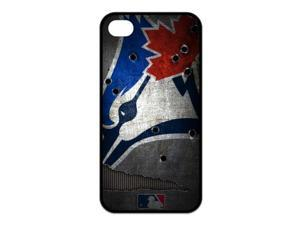 Toronto Blue Jays Back Cover Case for iPhone 4 4S IP-4585