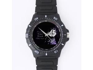 Custom Black Veil Brides Watches Black Plastic High Quality Watch WXW-1037