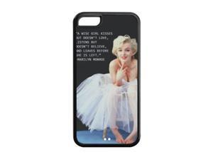 Iphone 5 Cases Marilyn Monroe Quotes Marilyn Monroe Quotes 02 Back
