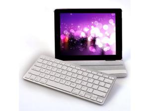 Wireless Bluetooth Keyboard for iPad/iPhone 4.0 OS/Android/Window Mobile/Symbian Smartphone/MAC/PC (white)