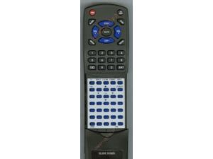 Replacement Remote Control for RCA L26HD41, RC246, L40FHD41YX9 ...