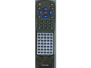TEAC Replacement Remote Control for CARTAGV8500, AGV8525, UR410S