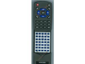 ONKYO Replacement Remote Control for TXSR800, RC510M, 24140510