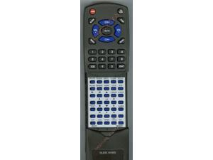 MAGNAVOX Replacement Remote Control for MDR5134, NB820UD, H2160MW9, MDR513HF7, NB820