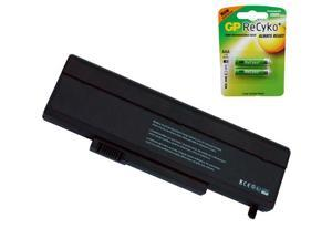 Gateway M-6320 Laptop Battery by Powerwarehouse - Premium Powerwarehouse Battery 9 Cell